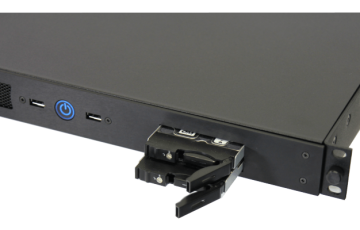 1U PC removable HDD SSD