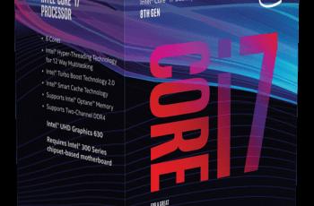 Coffee Lake Core i7-8700k