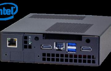 Power over Ethernet Intel-based NUC