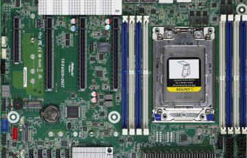 ASRock TRX40 motherboard