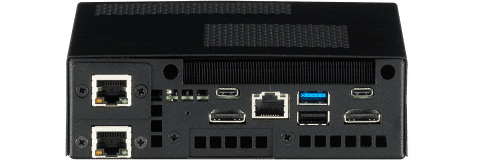 1U NUC Power over Ethernet