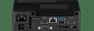 1U NUC RS232 Serial Port