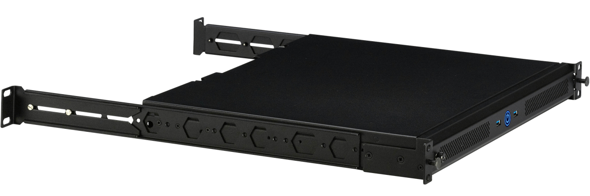 1U PC Rail Kit